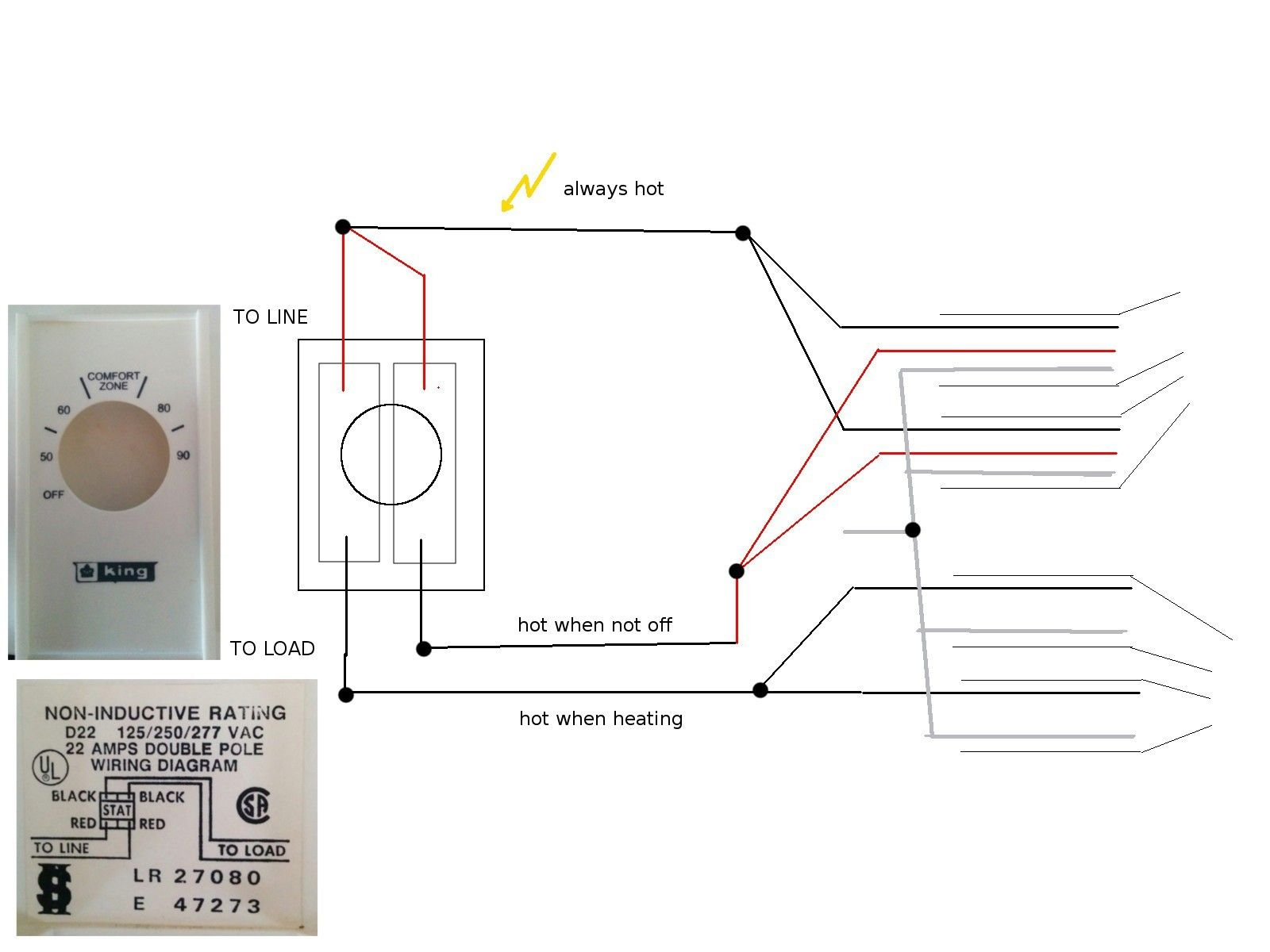 New Central Heating Zone Wiring Diagram Baseboard Heater Thermostat Wiring Diagram