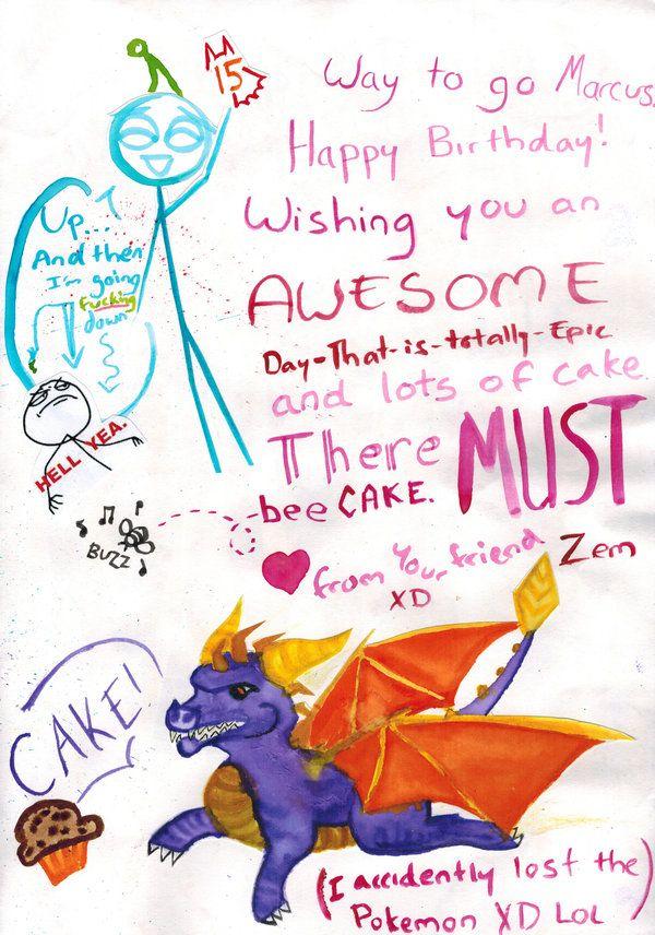 Best birthday cards Happy birthday Pinterest Happy birthday