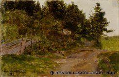 Metsäpolku, 1887