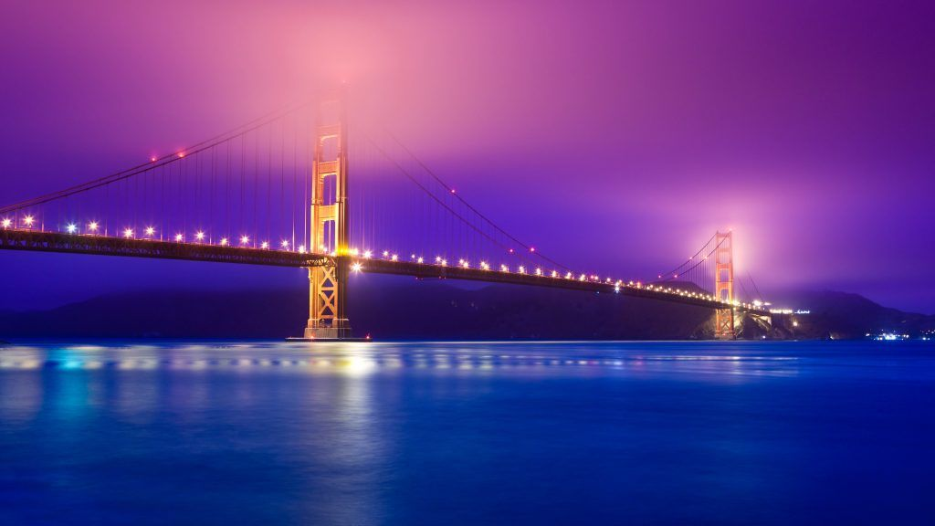 Golden Gate Bridge 4k Pictures Golden Gate Bridge San Francisco Bridge Bridge Wallpaper