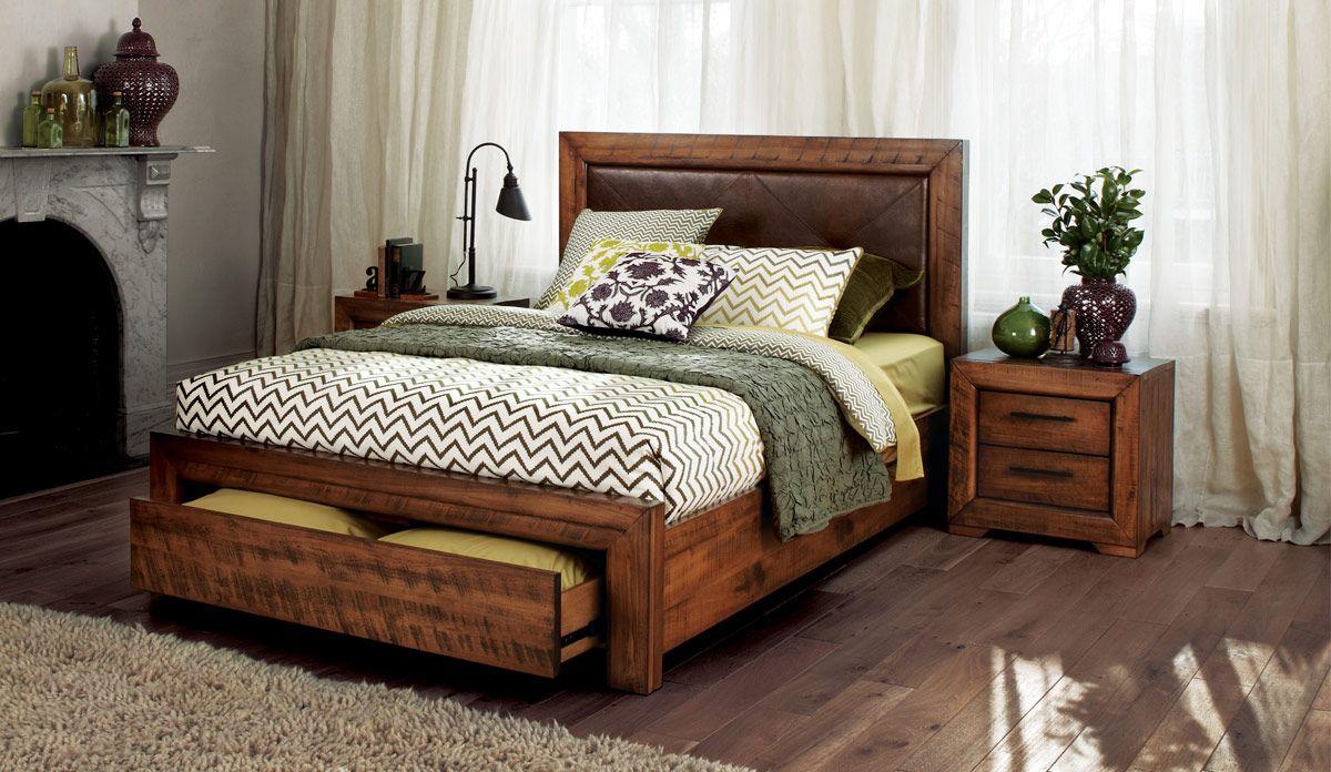 Aspen Bedroom Set   Upholstered   Bedroom Furniture   Bedshed ...