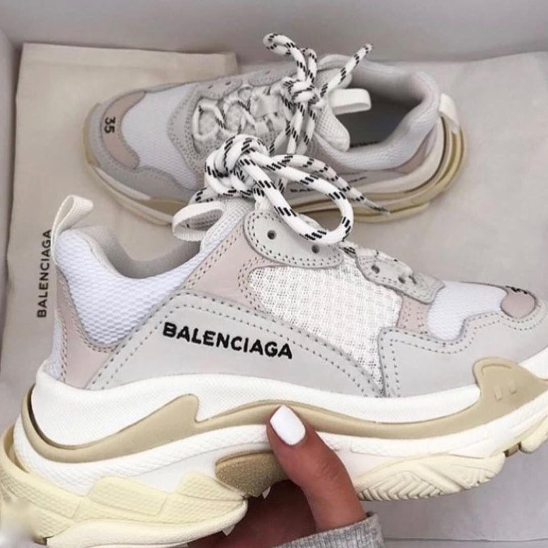 Balenciaga triple s White SIZE 38 - DM