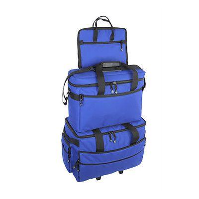 BlueFig TB40 Sewing Machine CarrierProject BagNotion Bag Cobalt Impressive Bluefig Tb19 Sewing Machine Trolley
