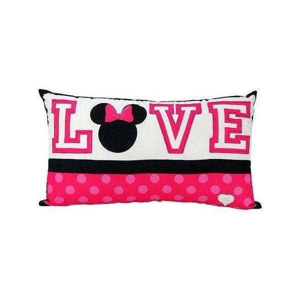 Disney Minnie Mouse Classic Decorative Pillows Set Of 40 Walmart Beauteous Minnie Mouse Decorative Pillow