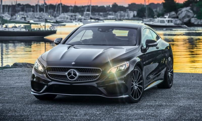 Update3 With 70 New Photos 2015 Mercedes Benz S550 Coupe Priced
