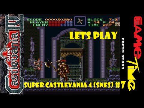 castlevania 4 rom hacks