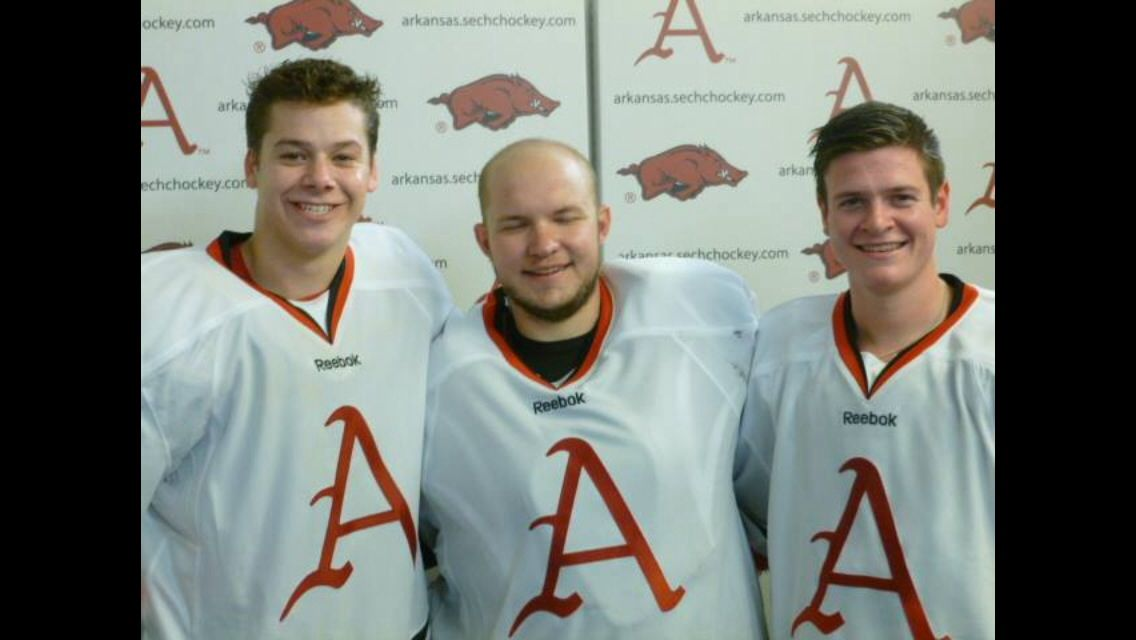 3 Stars of the game Landyn Howze, Kevin Scheer & Michael Tallo! Great Game 9/13/14 Hogs win over The Metro Roadrunners in a shoutout 5-4