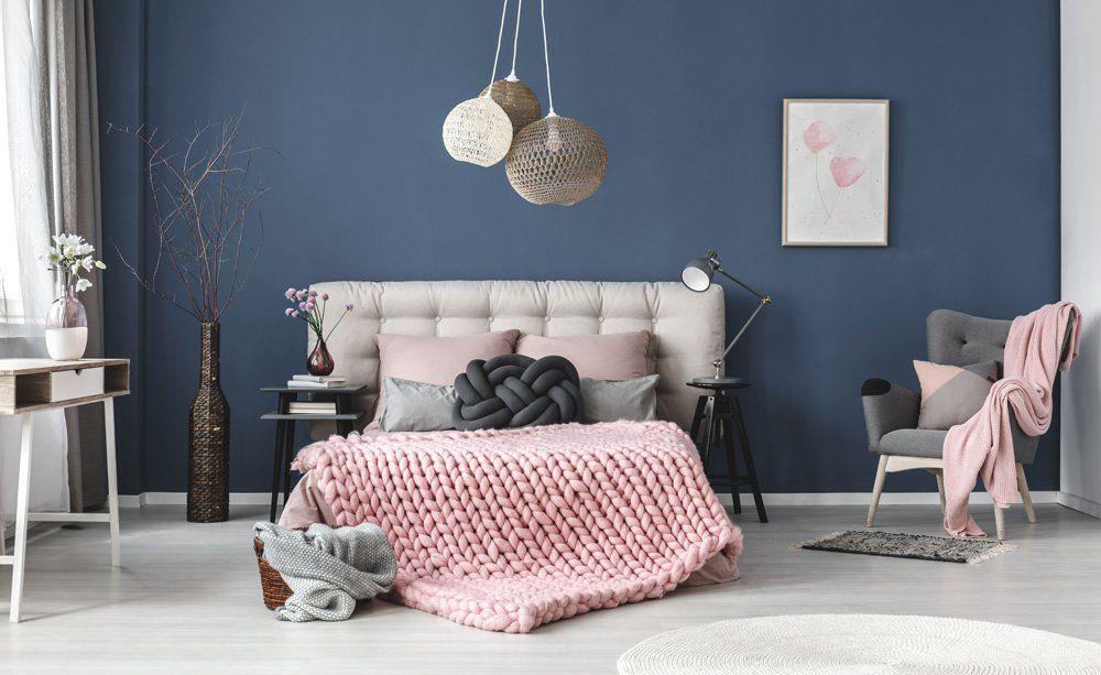 Die richtigen Farben fürs Schlafzimmer Schlafzimmer