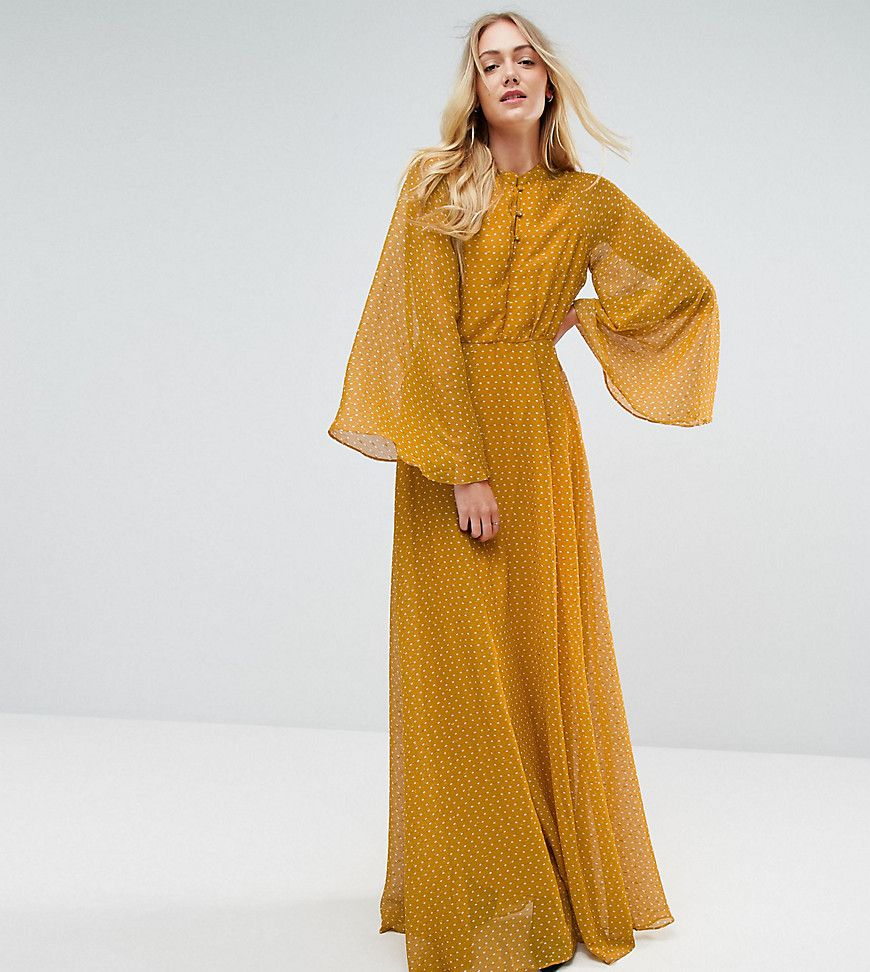 Get this yas tallus long dress now click for more details