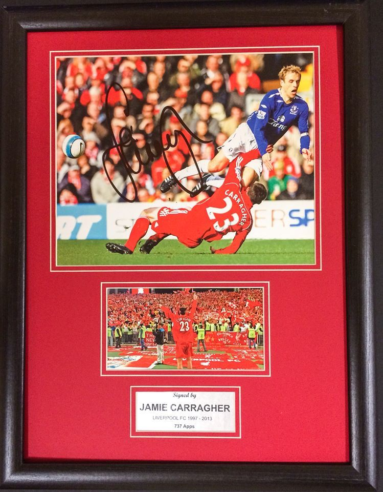 Pin on Signed Liverpool FC Memorabilia