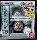 LOL Surprise Winter Disco FLUFFY Pets Case Of 16 NEW VHTF