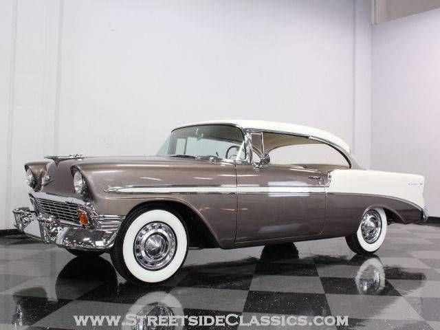 1956 Chevrolet Bel Air Hardtop For Sale Hemmings Motor News