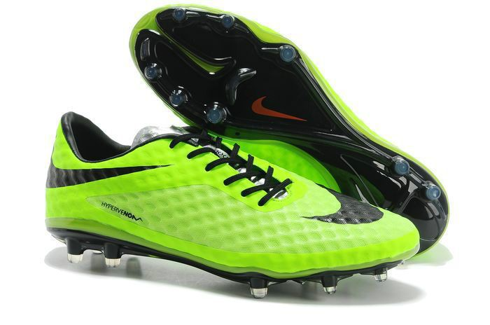 4d5aeb7c4 Best Nike Hypervenom Phantom FG Mens Soccer Boots Sale Lime Green Black