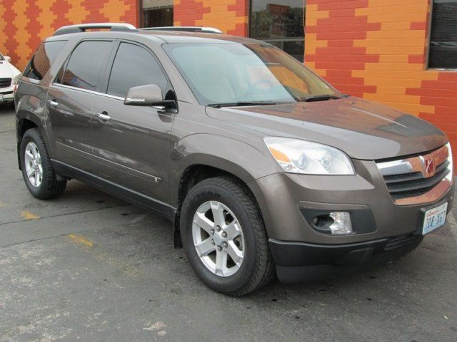 2007 Saturn Outlook Xr Cocoa Seattle Wa Saturn Vehicles