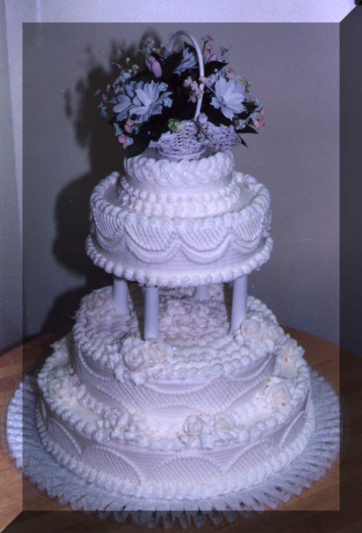 walmart wedding cakes prices wedding cakes by hofer 39 s
