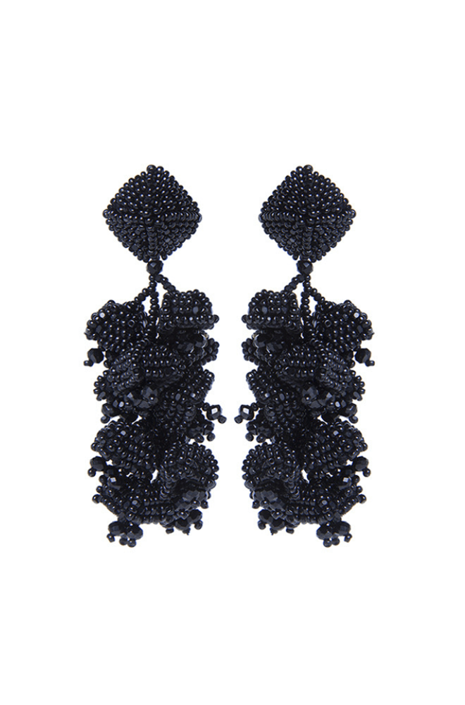 Sachin & Babi Coconuts Earrings Navy NMVlMu