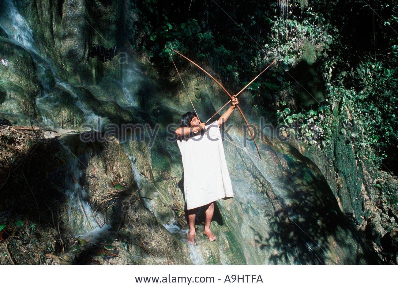 Mexico Chiapas Naha Selva Lacandona North America  # Muebles Lacandona