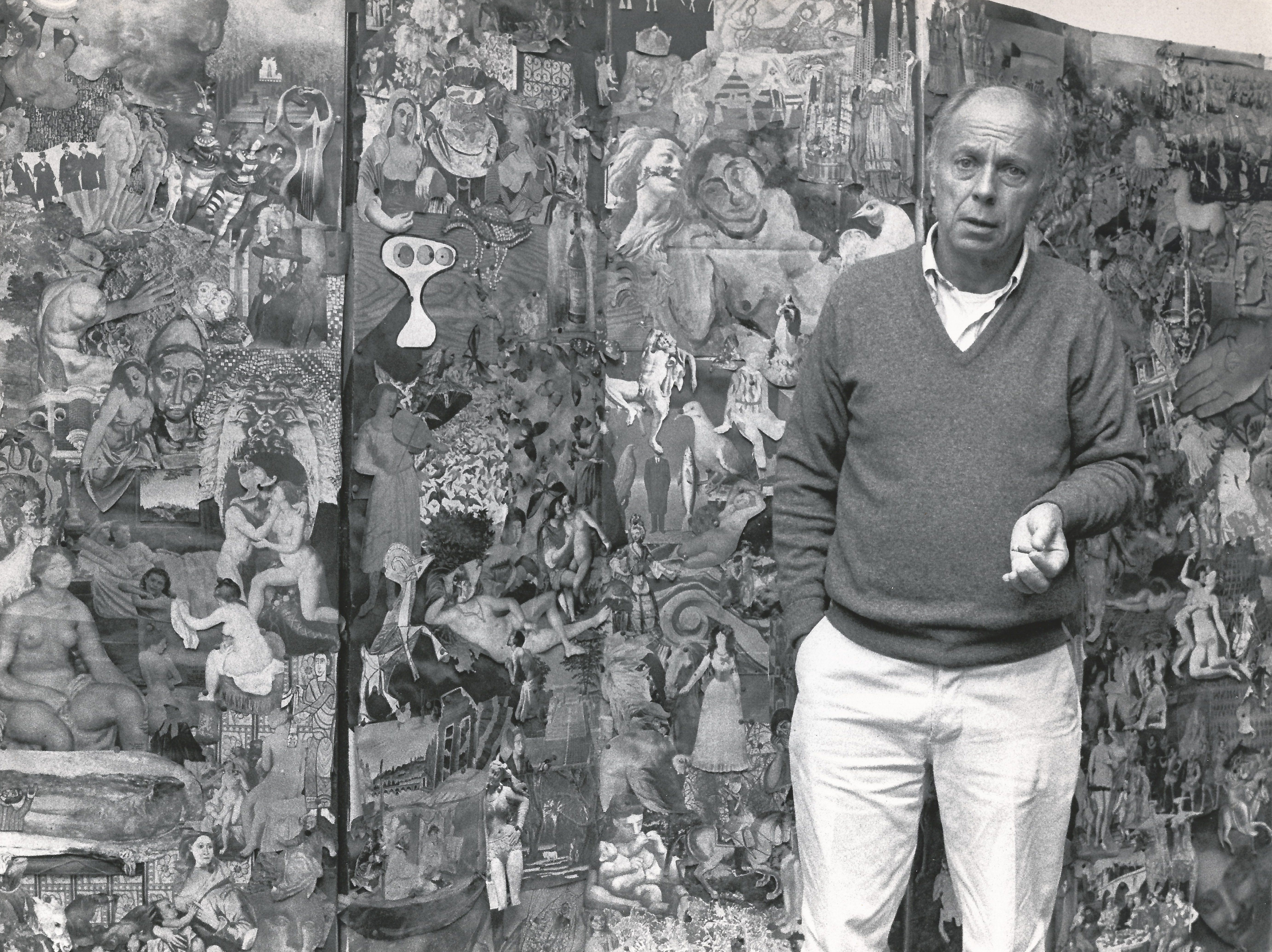 Claude Simon France 20c Portraits Décrivains