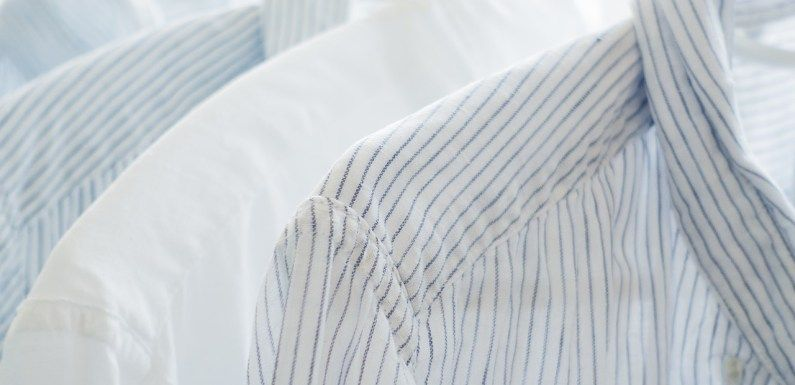 9 Easy Cleaning Tips To Fix Your Cotton Poplin Shirt And
