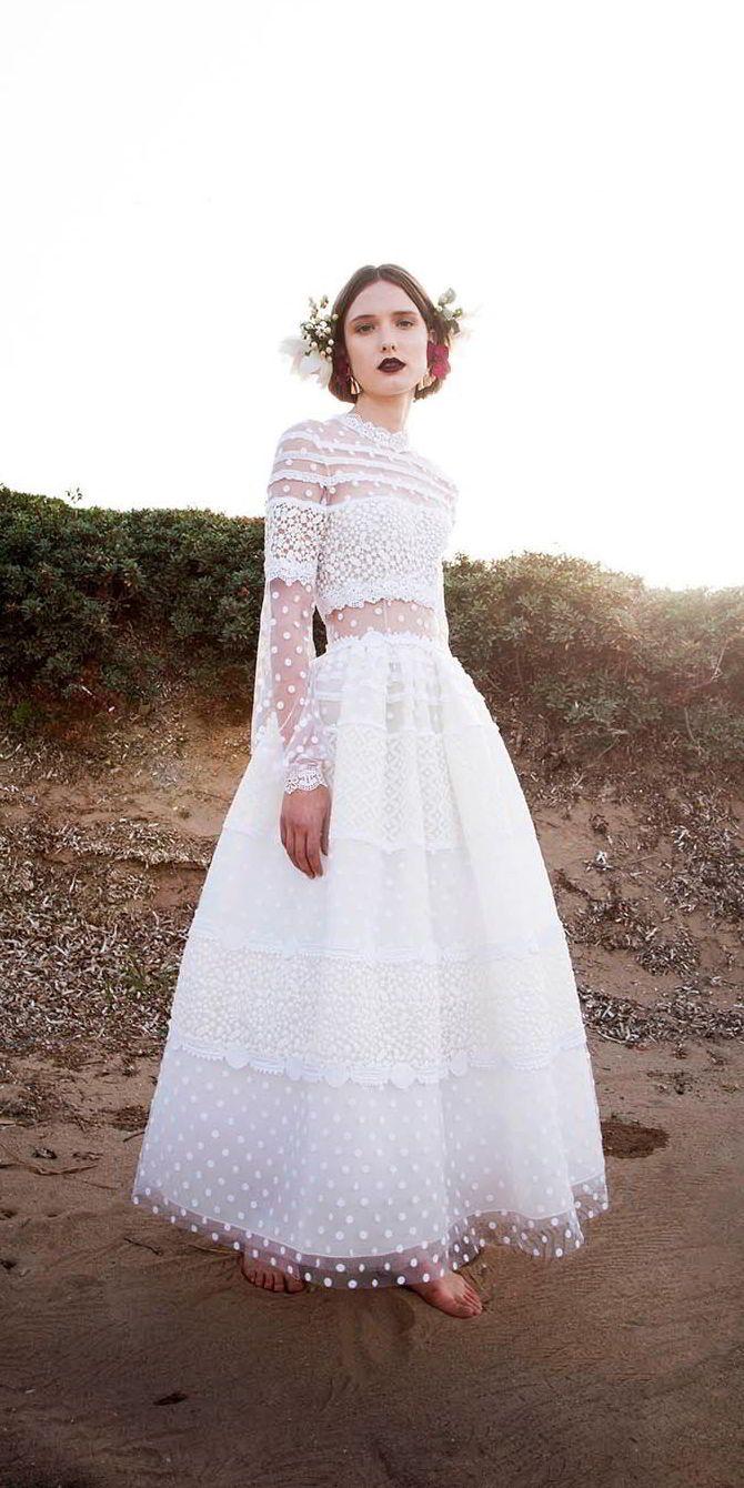 Christos Costarellos Spring 2017 Wedding Dresses | Brautkleider ...