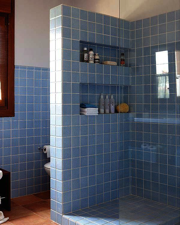 diez ideas para la zona de ducha