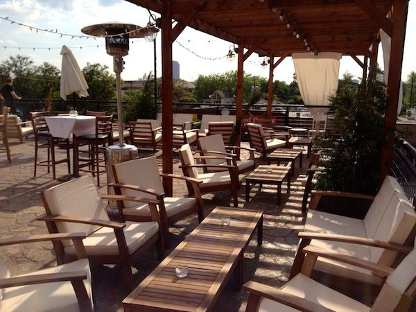 Nora Restaurant (Greenville) · Rooftop PatioOur LifeAfghansRooftops DallasRestaurants