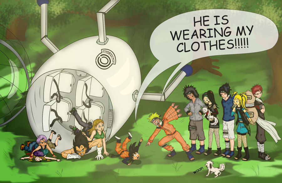 Naruto And One Piece Crossover Fanfiction | Anime Wallpaper