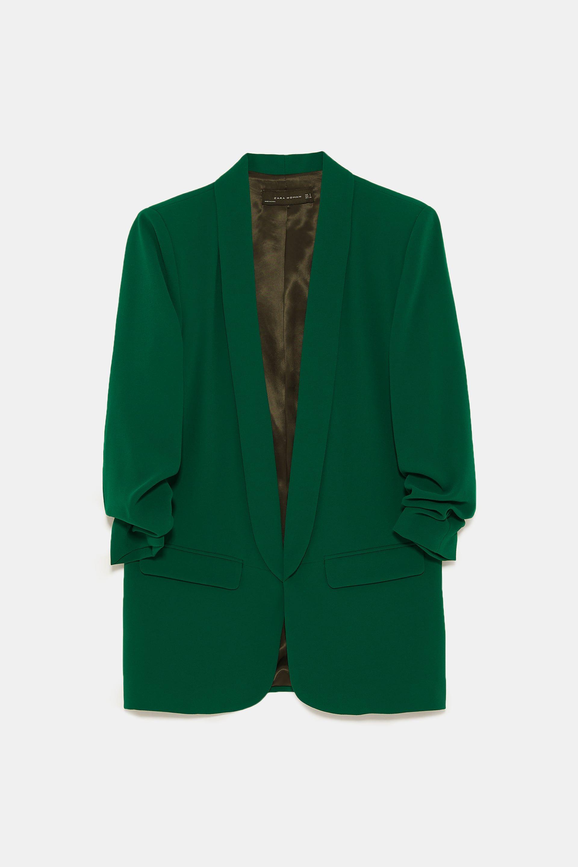 BLAZER BOLSILLOS | Roupas zara, Blazers e Melhores roupas