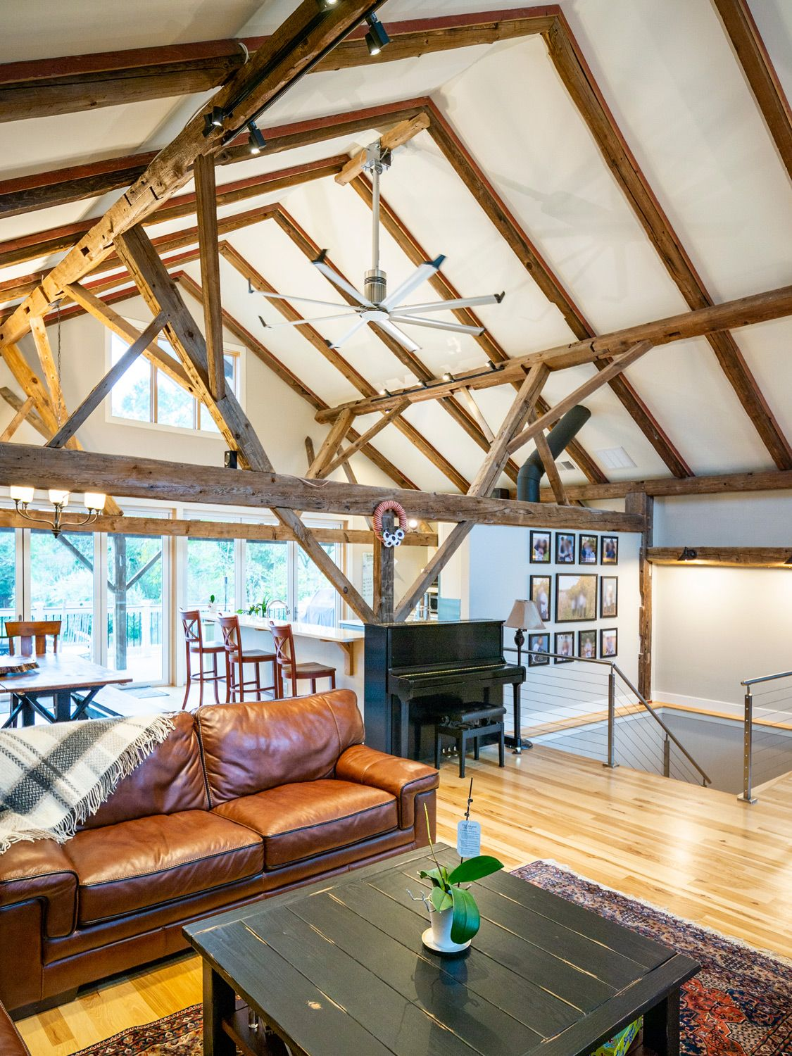 Heritage Restorations | Barn Home • Timber Frame Event Center • Historical Buildings #eventingbarn