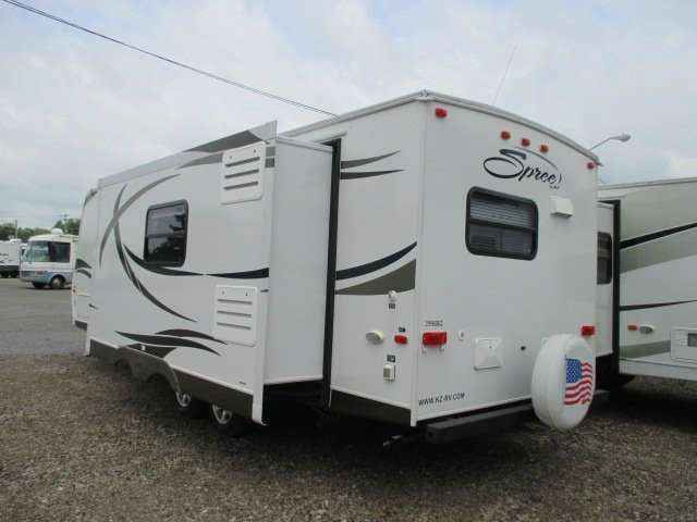 2012 Used Kz Rv Spree 261RKS Travel Trailer In Ohio OHRecreational Vehicle Price Match Guarantee On All New RVs We Save You Money Y
