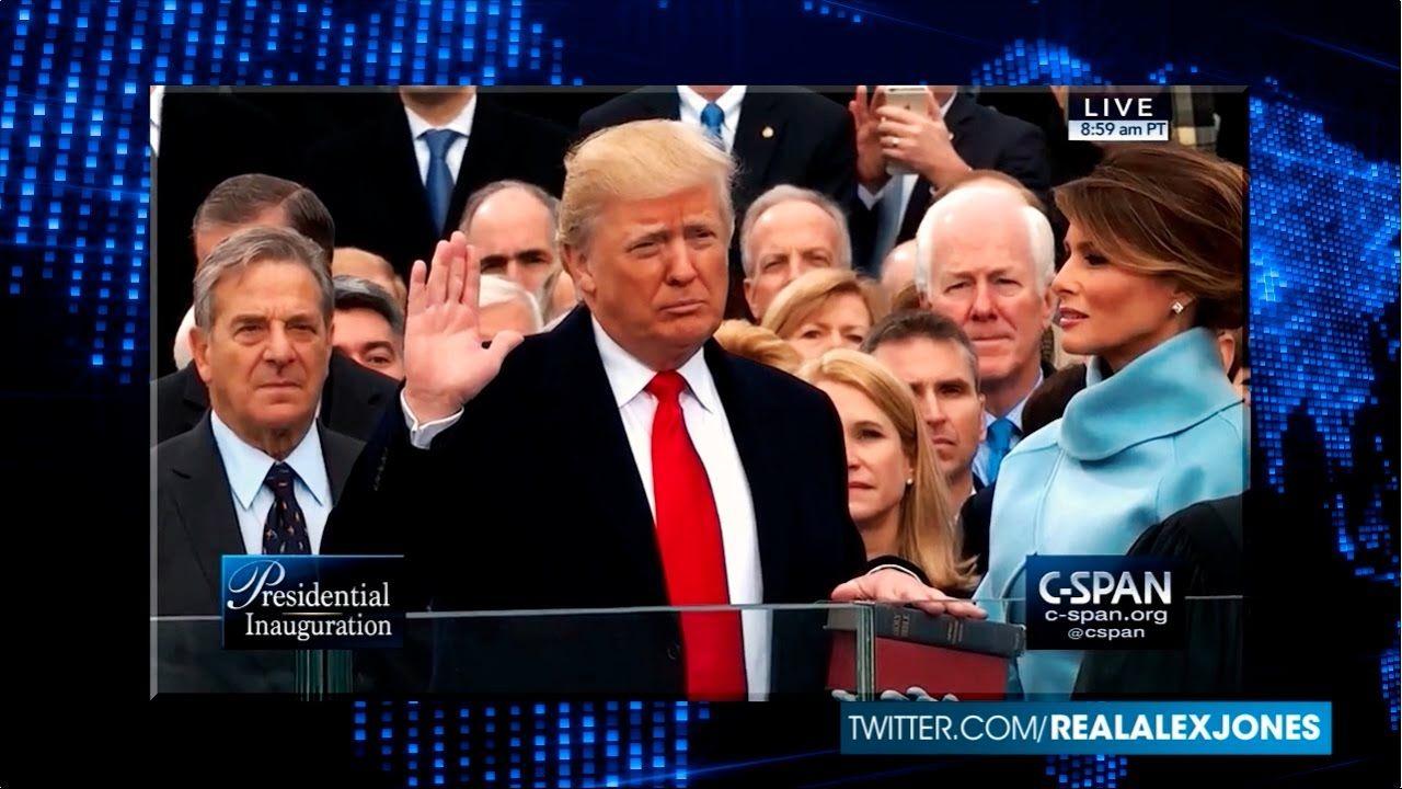 Inauguration Day Reboot America 2.0 - YouTube