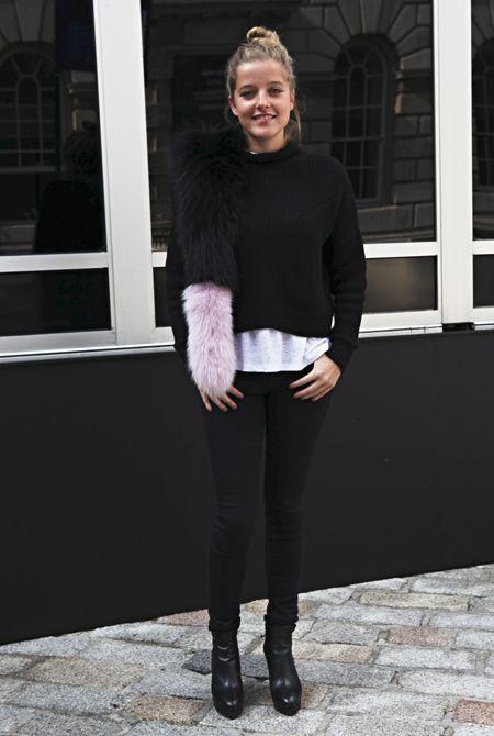 London Fashion Week SS15: Street Style Report