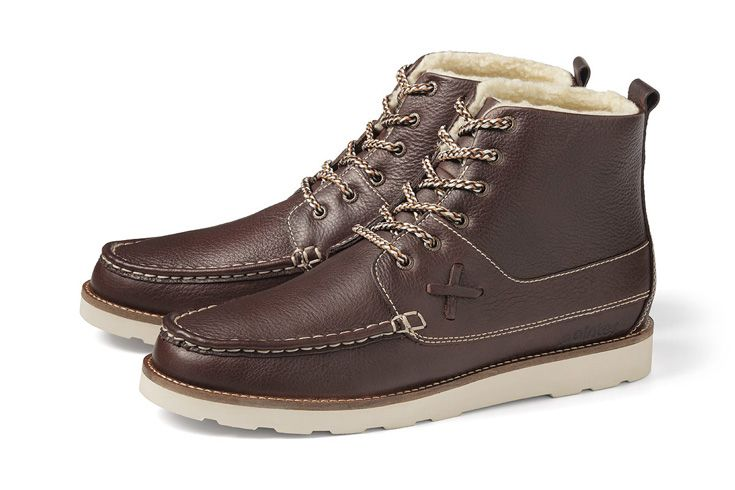 The Autumn/Winter 2013 Calum in Chestnut from Pointer Footwear.