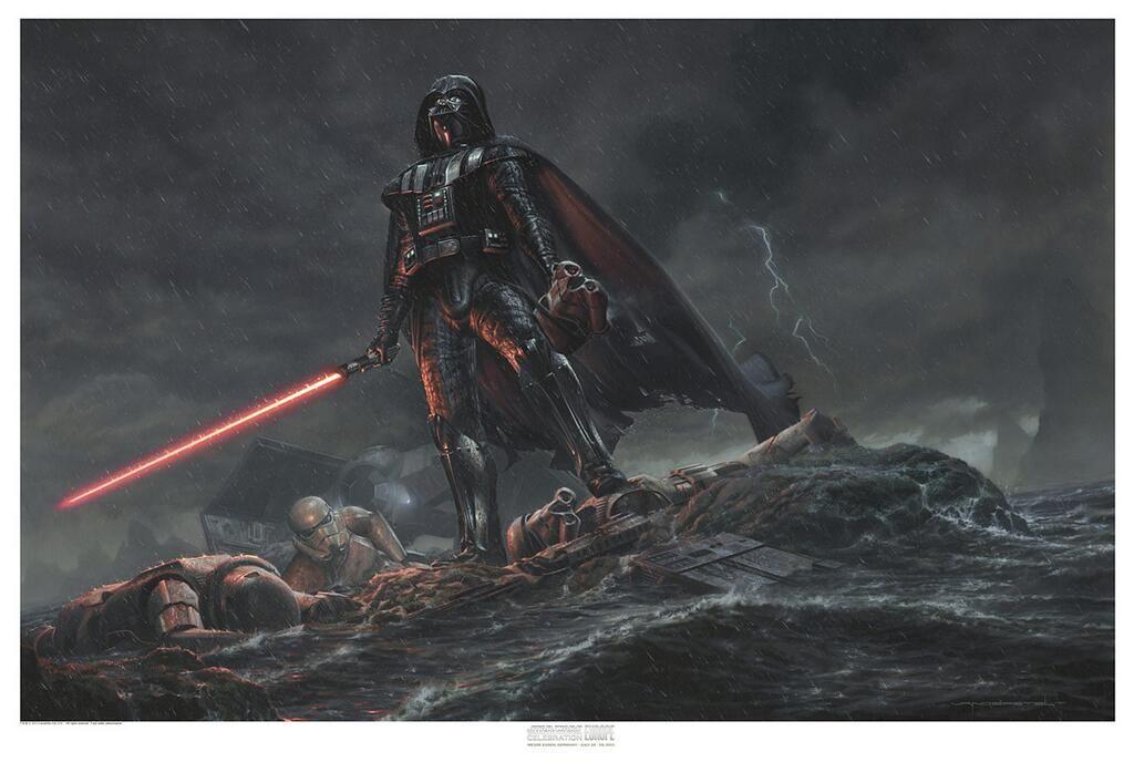 Star Wars On Twitter Star Wars Illustration Darth Vader Wallpaper Star Wars Wallpaper Star wars darth vader wallpaper