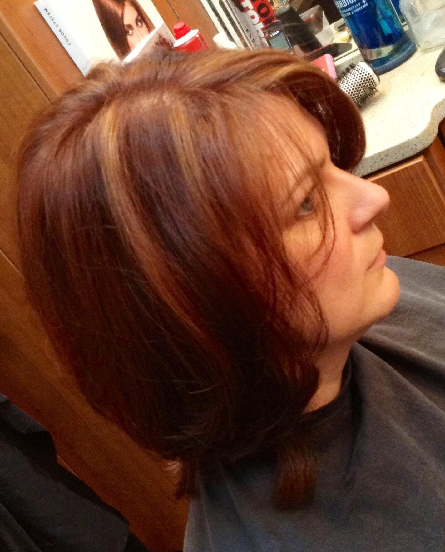 My Tobacco Blonde With Honey Accents Hair Color To Die For