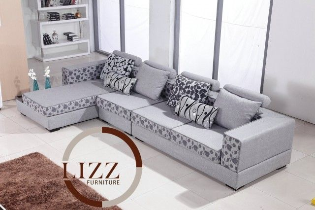 Linen Fabric Sofa Malaysia L Af075 China Lizz Furniture Co Ltd Sofa Sofa Design Furniture