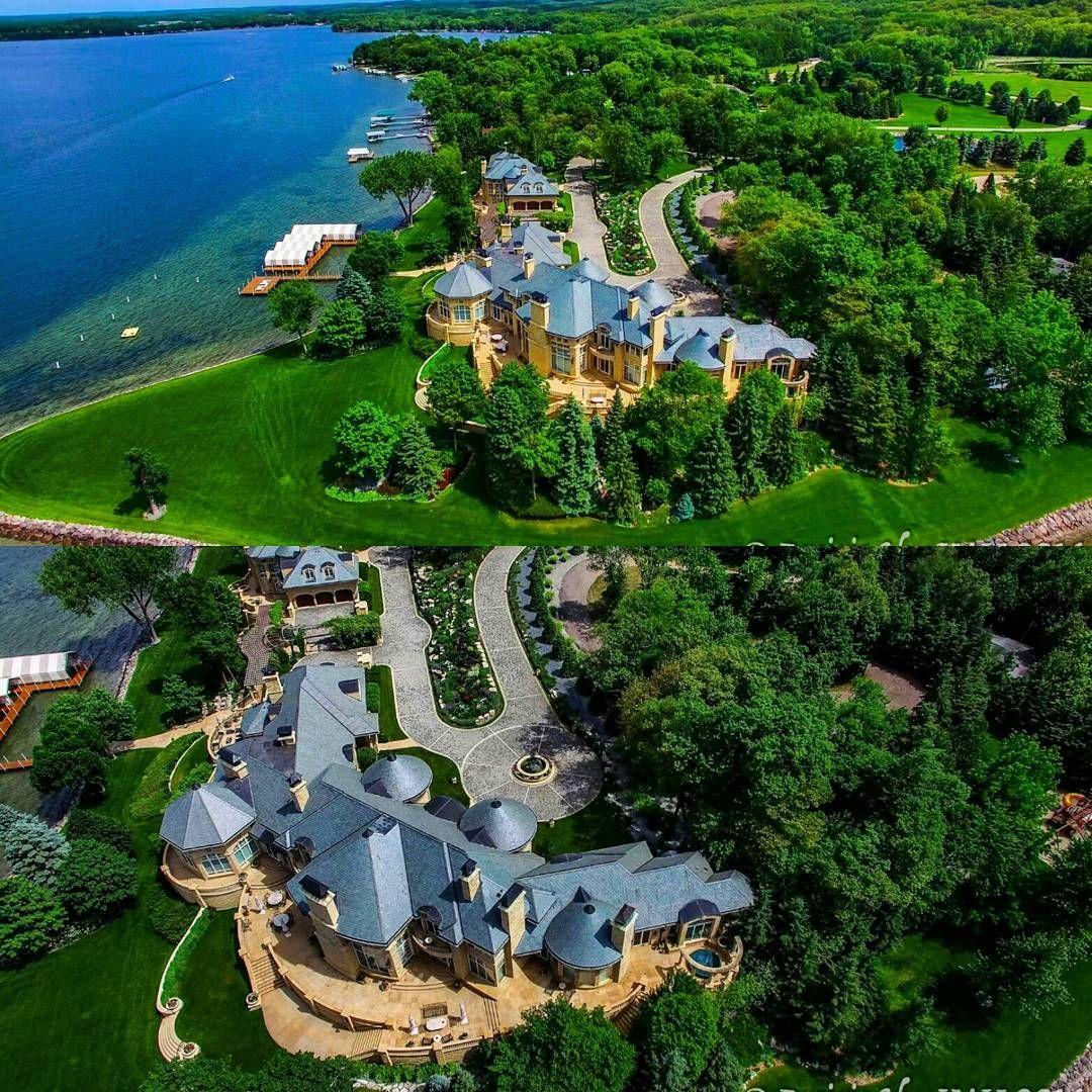 Lakefront Luxury Homes: 1,043 Curtidas, 6 Comentários