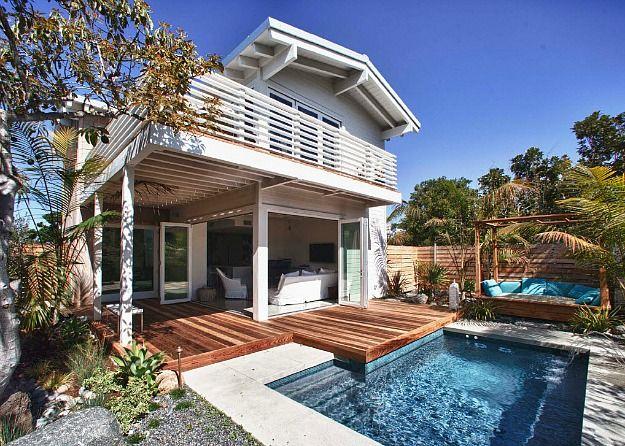 Modern Beach House Design Dwell Nadel