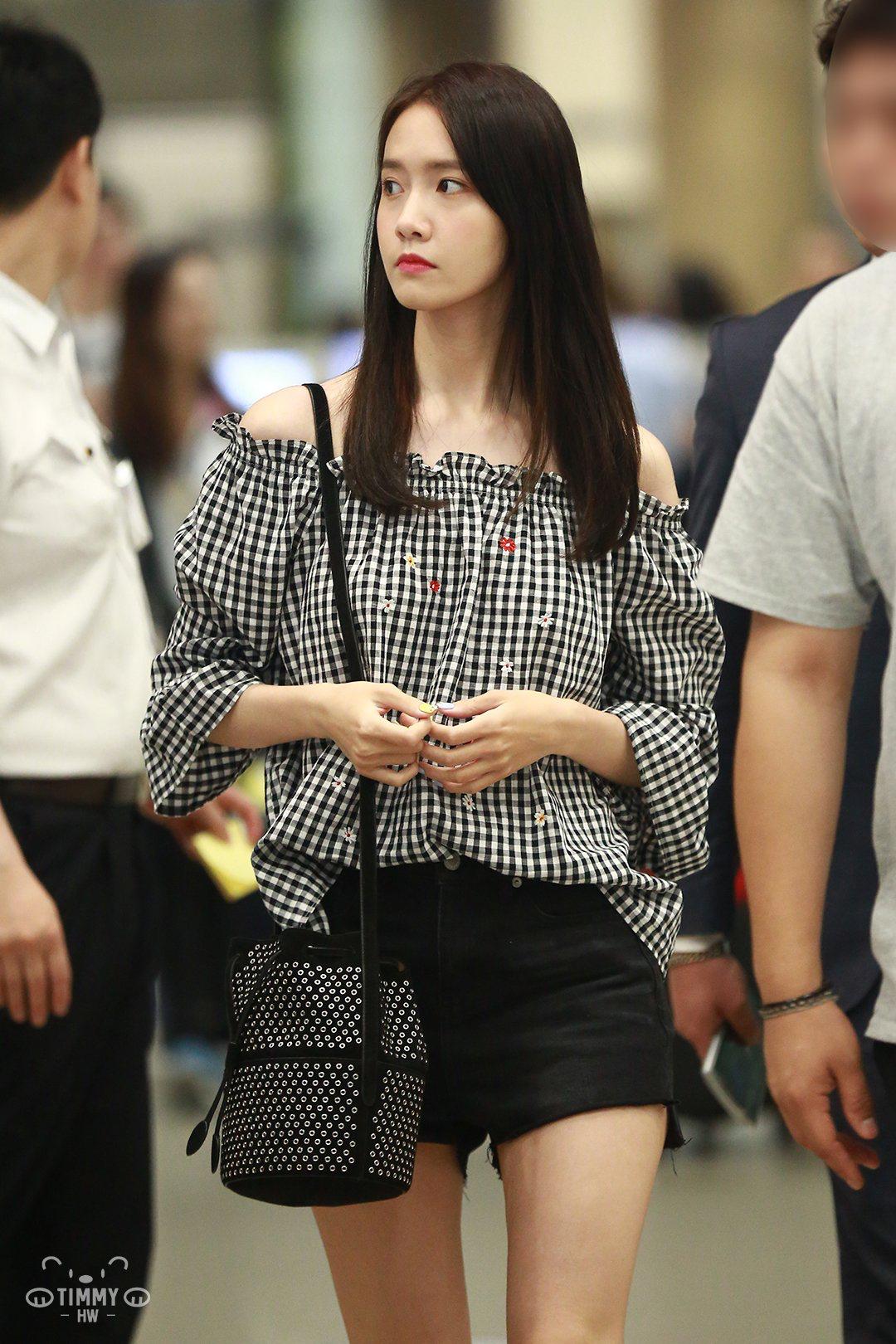 YoonA ️ (Dengan gambar)   Model pakaian, Girls generation ...