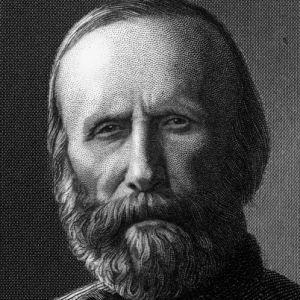 Giuseppe Garibaldi Italian History Pinterest Italiano
