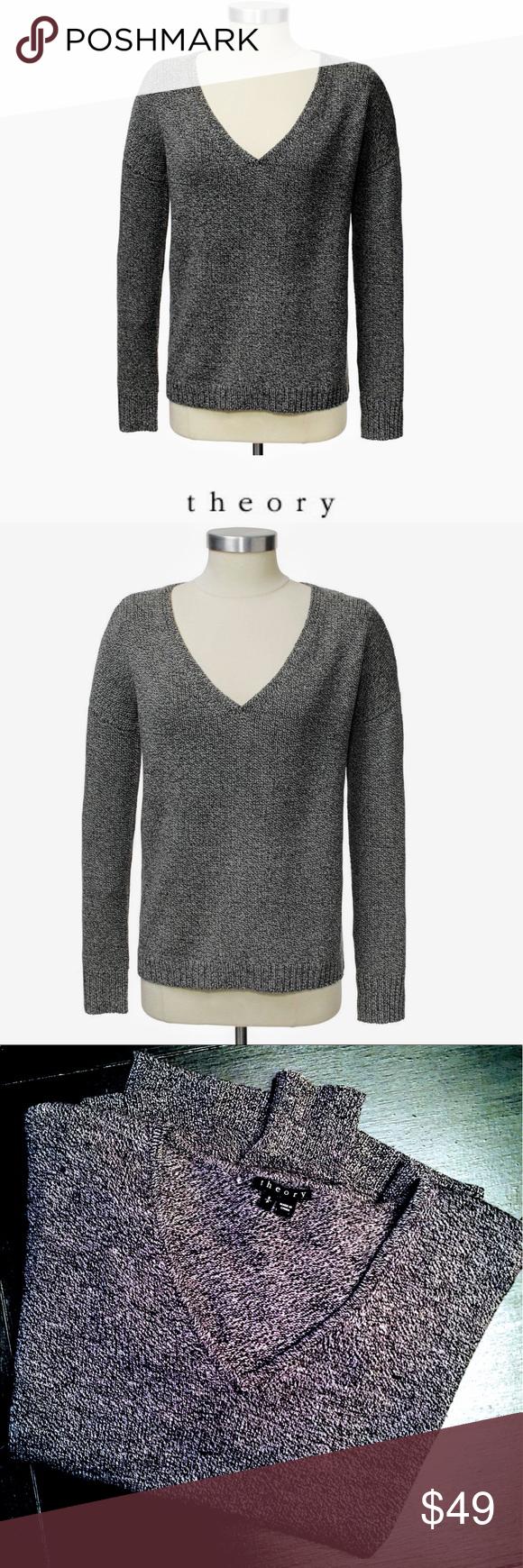 Theory castra bb harmony wool sweater | Wool sweaters, Smoke free ...