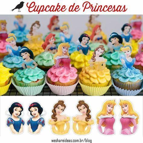 anniversaire princesses cupcakes anniversaire. Black Bedroom Furniture Sets. Home Design Ideas