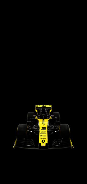 Daniel Ricciardo S R S 19 Amoled Mobile Wallpaper Formula1 Team Wallpaper Daniel Ricciardo Formula 1 Car