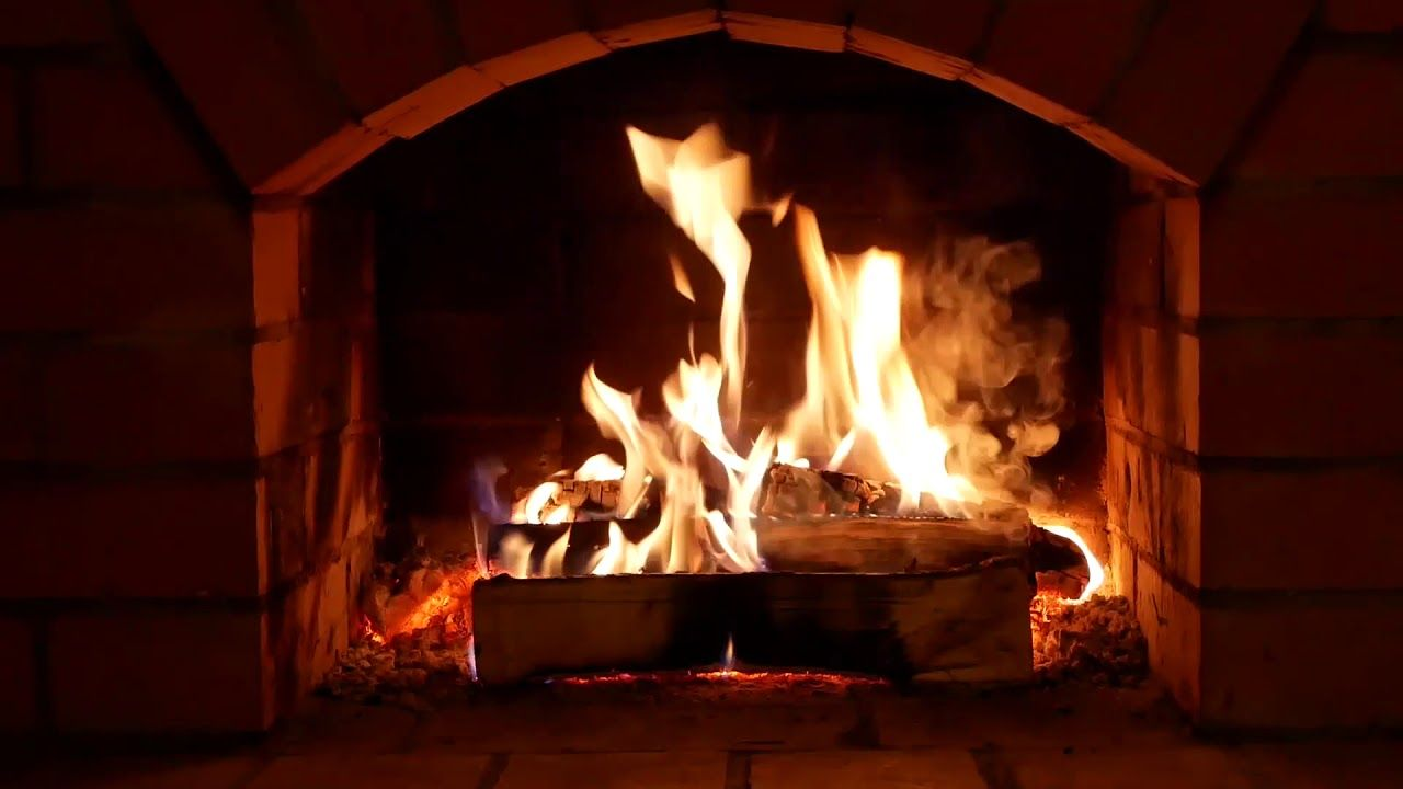 Fireplace Sounds 12 Hours Of Relaxing Fireplace Sounds Burning Fireplace