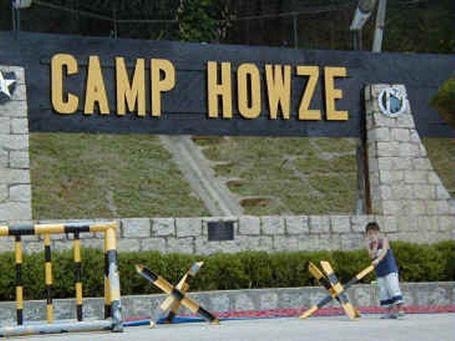 Camp Howze Paju South Korea Military Bases I Have Lived On