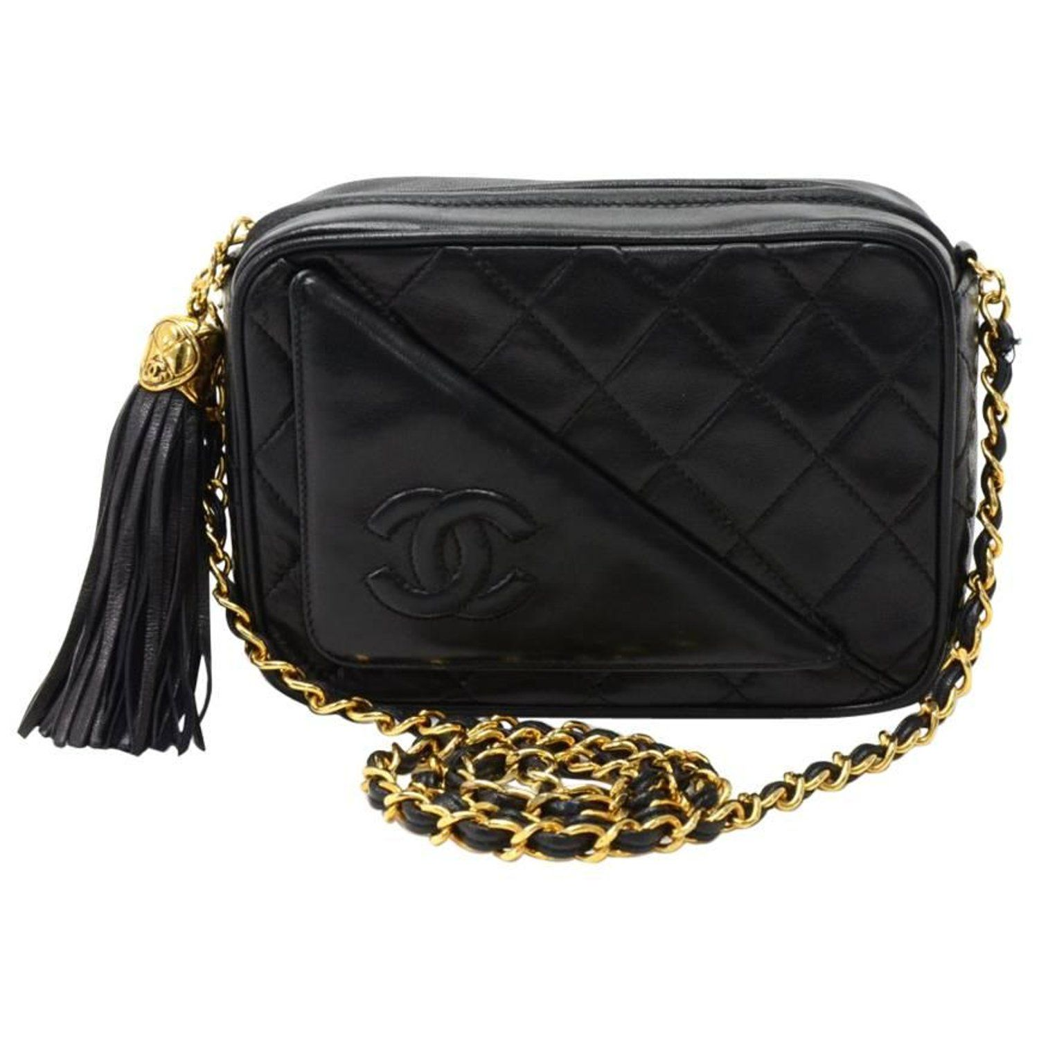 1f6cd10fb412 Vintage Chanel 7