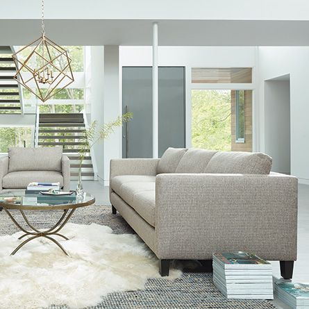 The Modern Taylor Living Collection Showcases A Sleek
