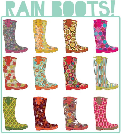 43 best ideas about Rain Boots on Pinterest | Swift, Houndstooth ...