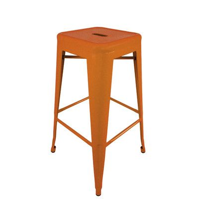 "Trent Austin Design Lemoore 30"" Bar Stool (Set of 4) Upholstery:"
