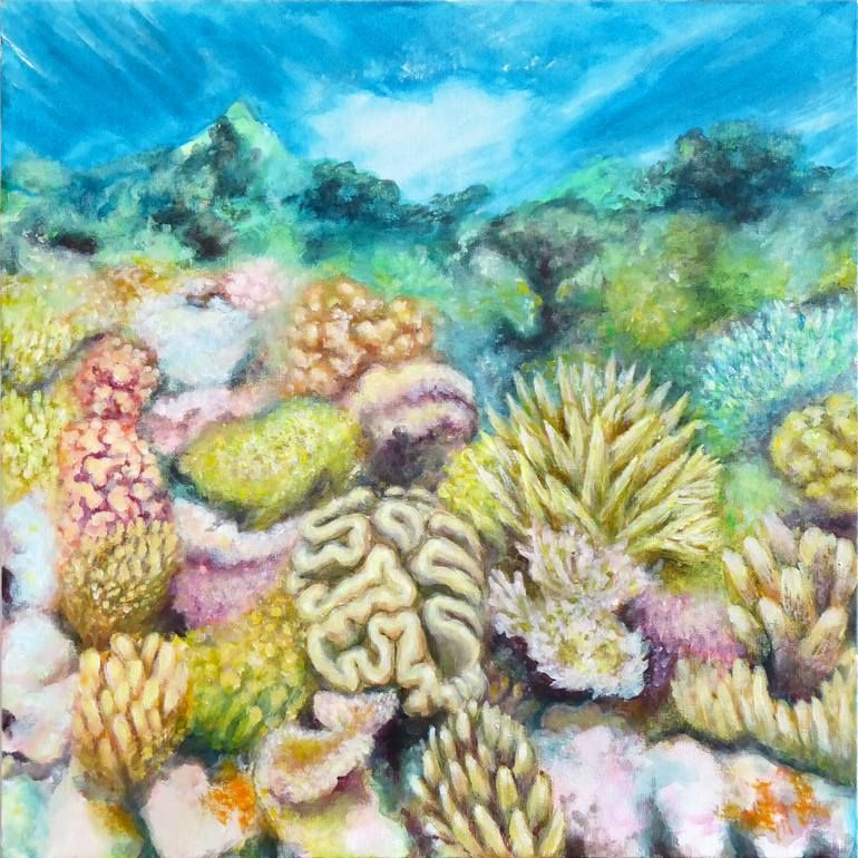 Original Nature Painting by Jacqueline Talbot | Realism ...